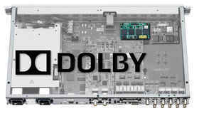 Option Board Dolby® D / D+ / E decoder  [LEGACY]